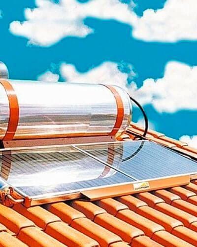Serviço de Aquecimento Solar