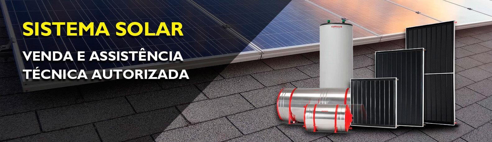 sistema solar, venda e assistência técnica autorizada