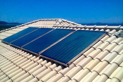 Manutenção de Aquecedores Solares