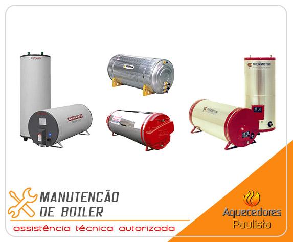 Manutenção de Boiler, Thermotini, Cumulus, Kent, Heliotek, Soletrol