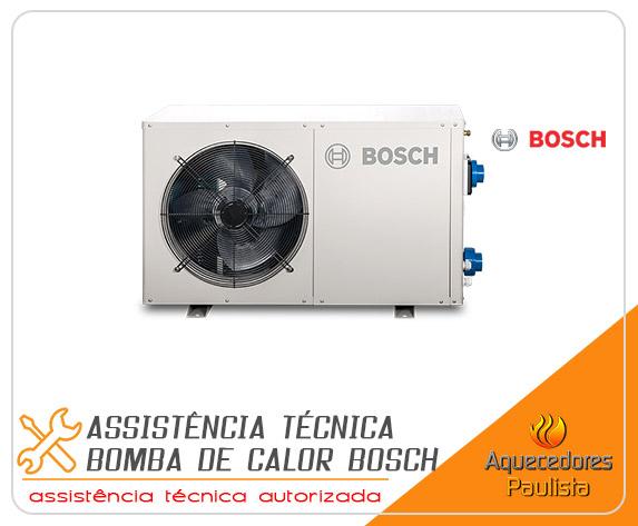 Assistência Técnica Bomba de Calor Bosch