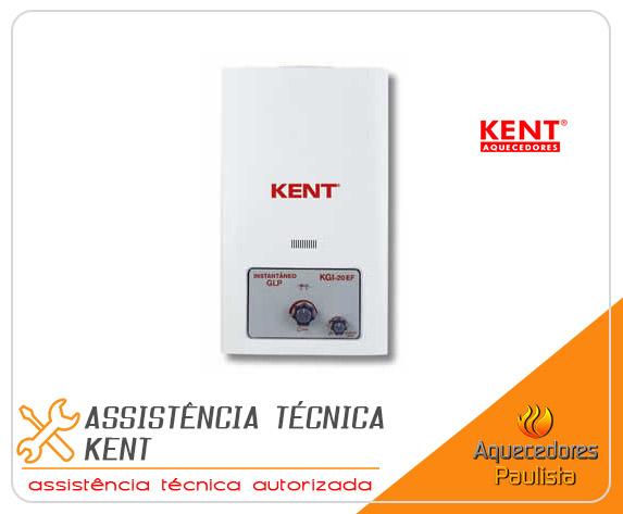 Assistência Técnica Kent